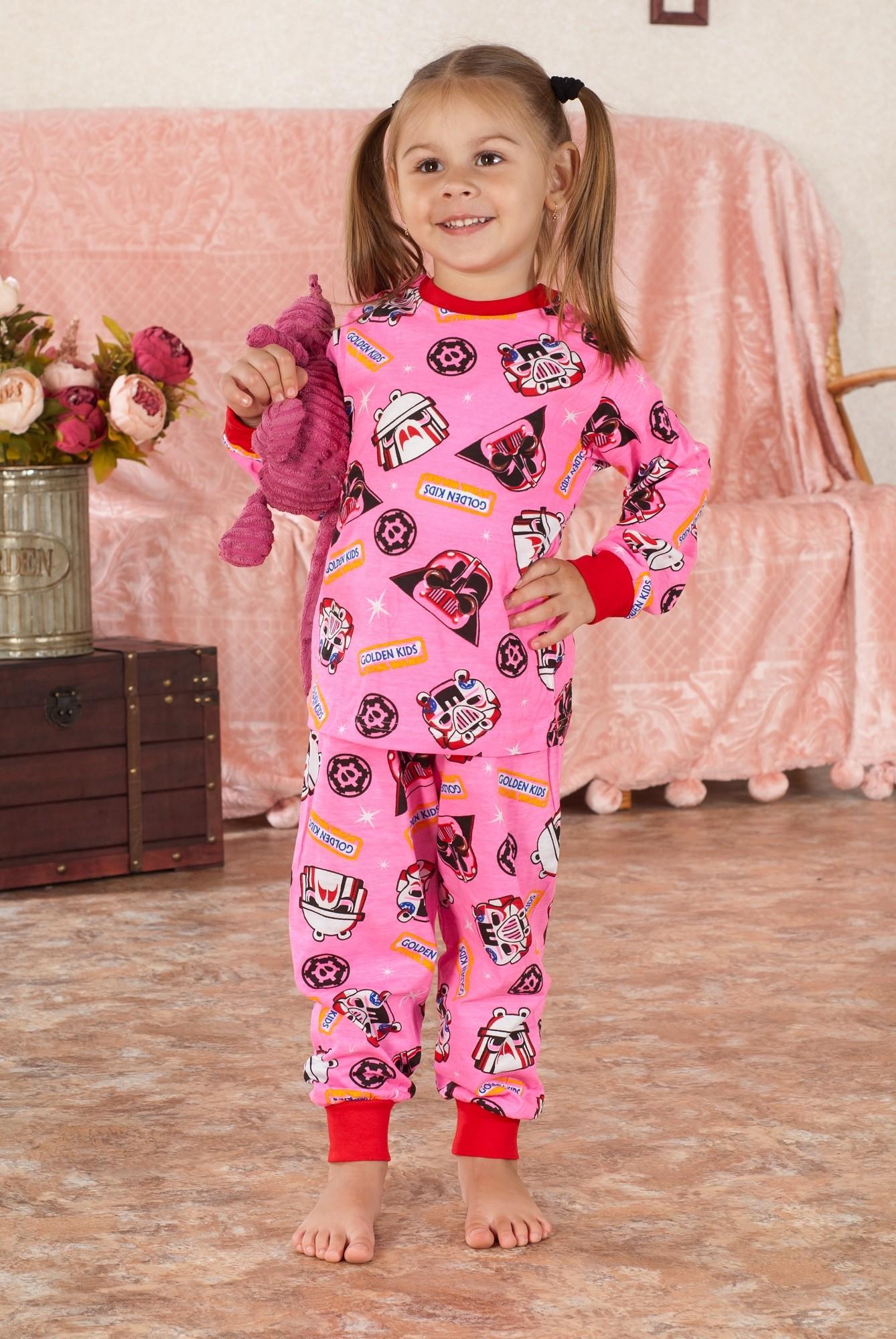 Купить детский трикотаж Пижама дет (кулирка) от производителя г. Иваново  АРТ-ЕЛ розницу в интернет-магазине Like-Teks.Ru 686cfafedc7